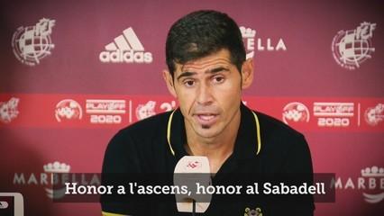 El miracle d'Antonio Hidalgo al Sabadell