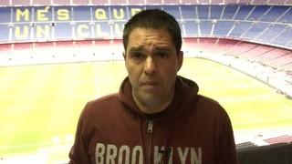 L'1x1 de Jordi Costa del Barça, 5 - Celta, 0