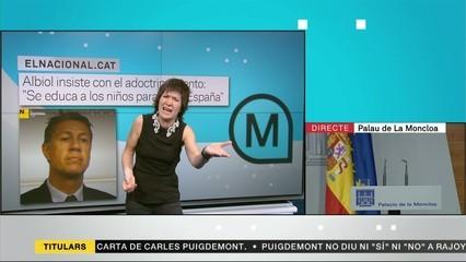 "Empar Moliner: ""Els nens catalans no fan castellà... fan hip-hop"""