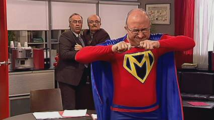 """""""L'increïble home normal"""" sorprèn amb els seus poders"""
