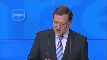 Rajoy, optimista