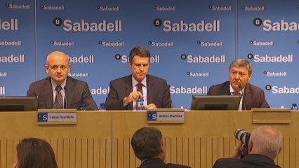 Sabadell presenta resultats