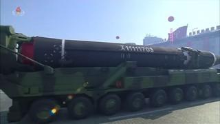 Demostració de força de Corea del Nord la vigília dels Jocs de Pyeongchang
