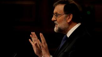 Rajoy condiciona la millora de les pensions més baixes a l'aprovació dels pressupostos
