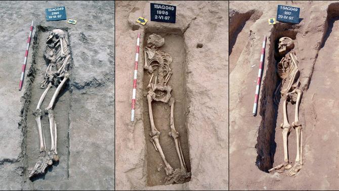 La població masculina de la Península va ser substituïda gairebé del tot fa 4.000 anys