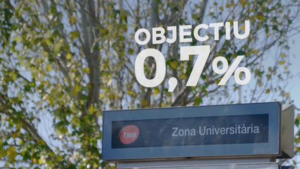 Objectiu 0,7%