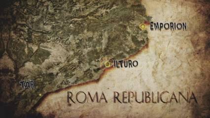 Mapa de la Roma republicana