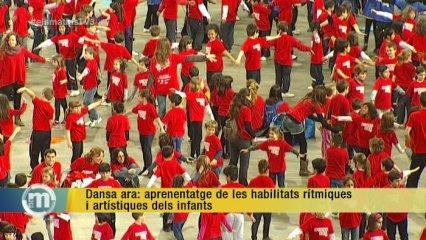 El Dansa Ara omple de color el Palau Sant Jordi