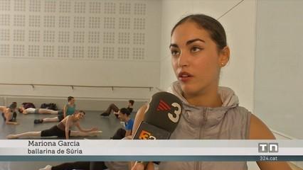 Proves per ballar en una companyia de dansa estable a Catalunya