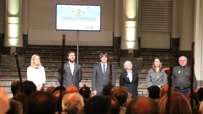 El Suprem retira les euroordres de detenció contra Puigdemont i els 4 consellers cessats