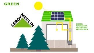 Leroy Merlin s'avança a Ikea en la venda de kits solars per a cases