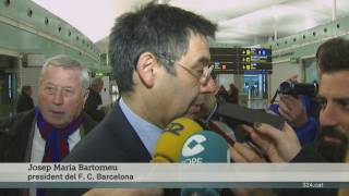 Bartomeu vol un estadi gran per a la final