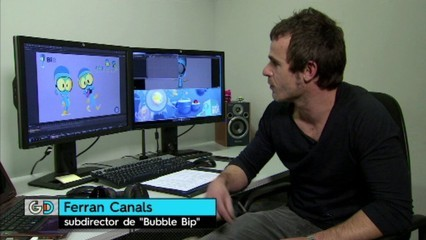 Com s'anima en 3D?
