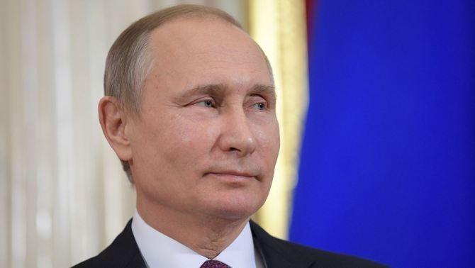 Putin permet per llei que l'home pugui pegar a la dona un cop l'any