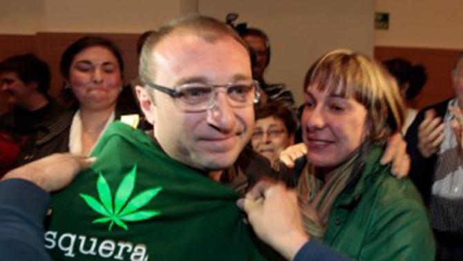 Absolen l'exalcalde de Rasquera, Bernat Pellisa, de conrear marihuana
