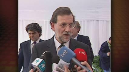 """Rajoy: """"No tinc clar que serveixi per crear ocupació"""""""