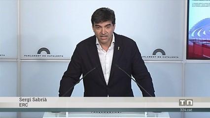 Versions creuades entre Junts per Cat i ERC minen la confiança al front independentista