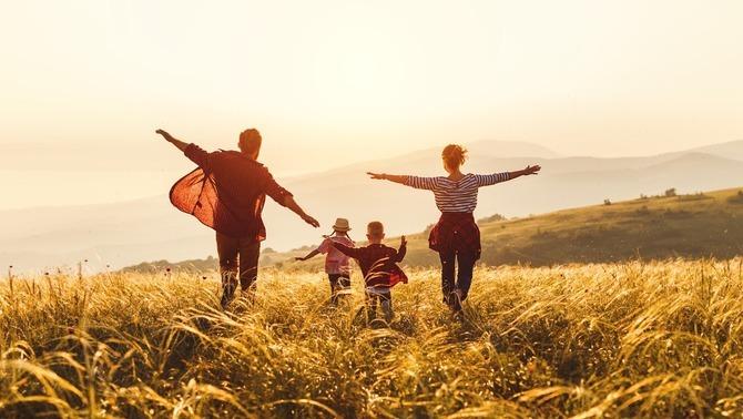 Deu claus per al bon amor en la parella i la família: quin és el teu lloc?
