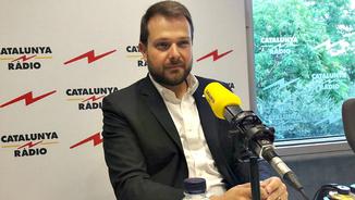 """Gerard Figueras: """"Renovem el compromís olímpic amb la mirada posada als Jocs d'hivern 2030"""""""