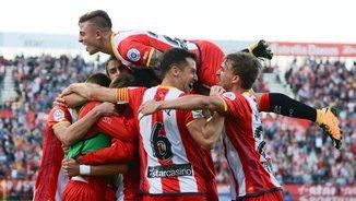 Girona 2 - Madrid 1. La segona part