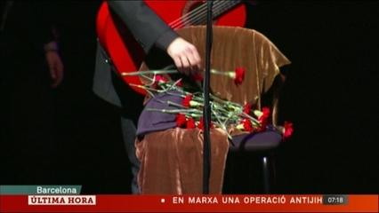 """""""Som Moncho"""", l'homenatge pòstum al Gitano del Bolero"""