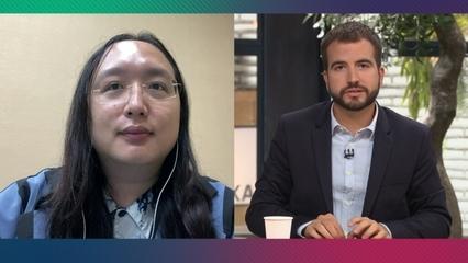 Planta baixa - Entrevista a Audrey Tang, ministra digital de Taiwan