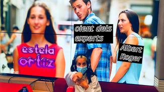"""La veritable història del mem del xicot """"despistat"""" (amb tres models catalans)"""