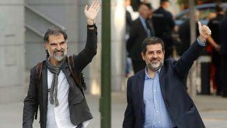 """Ferran Espada: """"La jutgessa que ha empresonat Sànchez i Cuixart ha prevaricat"""""""