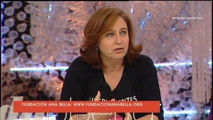 """Anna Bella: """"No soc una víctima; soc una supervivent de la violència masclista"""""""