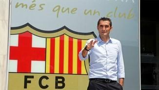 Luis Enrique dona pas a Valverde