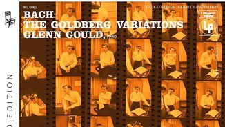 BACH: THE GOLDBERG VARIATIONS  (REMASTERED EDITION) - SONY