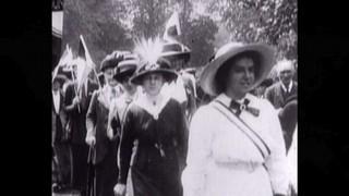 Cent anys del sufragi femení al Regne Unit
