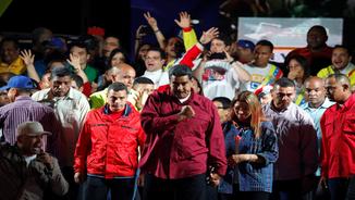 "Maduro s'imposa: ""Hem tornat a guanyar!"""