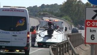 Crida a la prudència a les carreteres en l'operació sortida pel repunt de víctimes