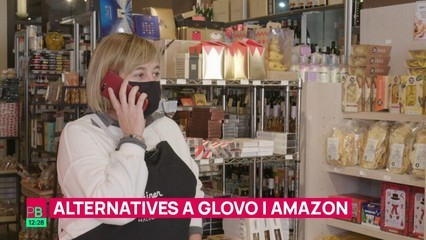Alternatives cooperatives a Glovo i Amazon
