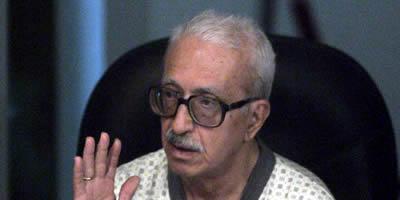 L'exviceprimer ministre iraquià de Saddam Hussein, Tarek Aziz, condemnat a mort