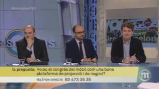 Tertúlia del 02/03/15 (part 3) sobre el Mobile World Congress