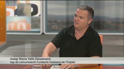 Entrevista al cap de comunicació de la Fundació Catalana de l'Esplai