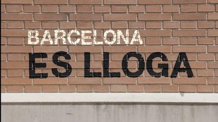 Barcelona es lloga