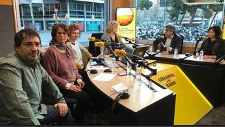 """""""La tertúlia"""": """"El viatge de Puigdemont serveix per demostrar que estem en una autarquia jurídica"""""""