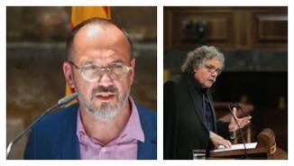 La resposta del PDeCAT i Esquerra a la moció de censura de Pedro Sánchez