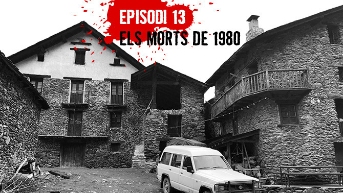 """Tor, tretze cases i tres morts"", episodi 13"