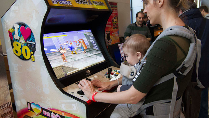 Realitat virtual i retrogaming, a la tercera edició del Barcelona Games World
