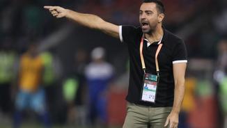 """Xavi: """"El meu somni és entrenar el Barça, però estic centrat en l'Al-Sadd"""""""
