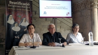 """Catalunya migdia Girona"": Tres religioses de Sant Josep seran beatificades a la Catedral de Girona"