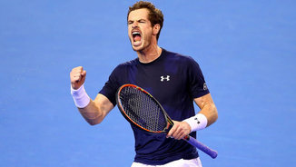 Andy Murray, Number One!