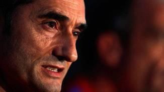 """Ernesto Valverde: """"Si estem molt a sobre del Chelsea tenim el perill de les seves contres"""""""