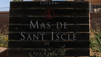 El celler Mas de Sant Iscle