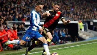 Espanyol, 2 - Rayo, 1. El programa sencer