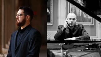 Ferran Albrich i Jon Urdapilleta debuten al Palau de la Música